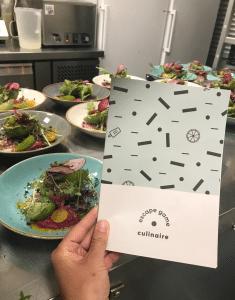 Parallèle culinaire